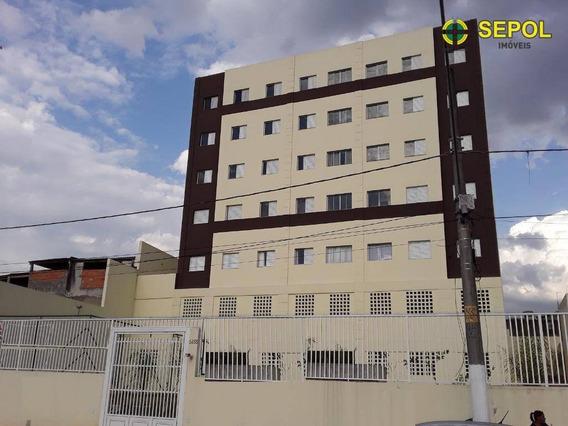 Apartamento Com 2 Dormitórios À Venda, 45 M² Por R$ 210.000 - Jardim Imperador (zona Leste) - São Paulo/sp - Ap0476