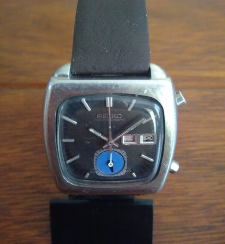Relógio Seiko Cronógrafo Automático 7016/5001  Mônaco