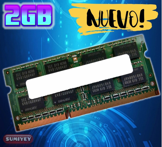 #9 Memoria 2gb Ddr3 1333mhz Pc3-10600 1.5v Cl=9 Laptop