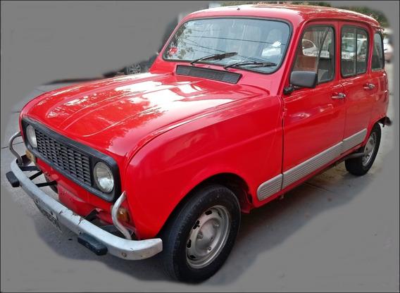 Renault 4 Gtl 1980
