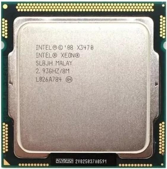 Processador Xeon 3470 2,93mhz (4,00ghz Over)