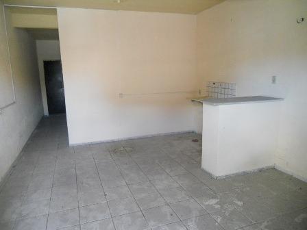 Kitnet No Henrique Jorge, Sala, Quarto, Cozinha, Lavabo