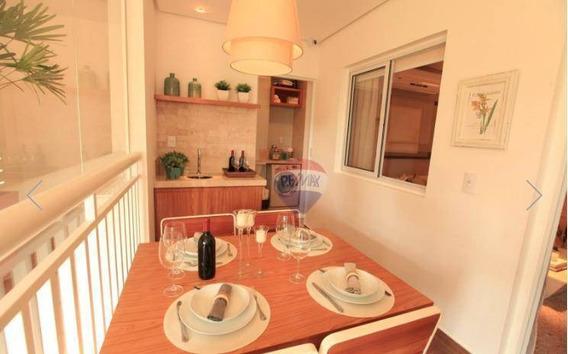 Apartamento Com 3 Dormitórios, 95 M²- Parque Verde - Belém/pa - Ap0299