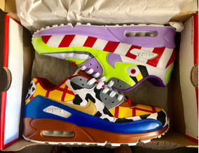Nike Air Max 90 Toy Story Custom N42
