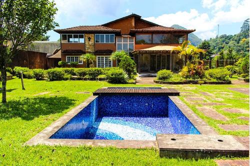 Casa Em Quitandinha, Petrópolis/rj De 400m² 4 Quartos Para Locação R$ 18.000,00/mes - Ca913172