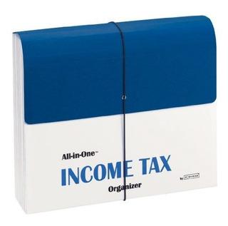 Organizador Todo En Uno Del Impuesto Sobre La Renta De Smead