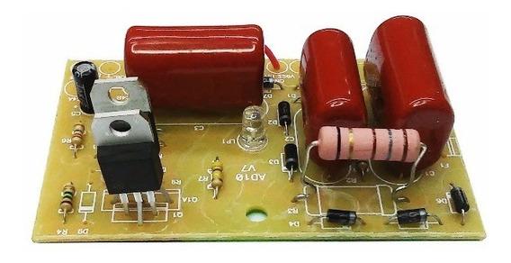 Placa Para Eletrificador 750.000m² 4,8 Joules Universal