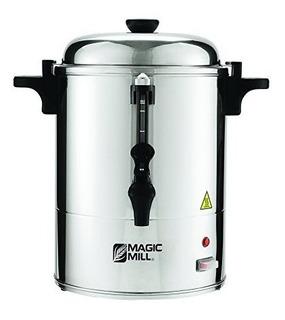 Urna Greca Cafetera 25 Tazas Magic Mill Mur-50