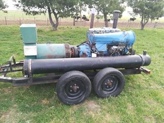 Generador Cram 100kva Con Motor Deutz 6 Cilindros Turbo