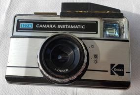 Camara Antiga Instamatic Kodak 177x
