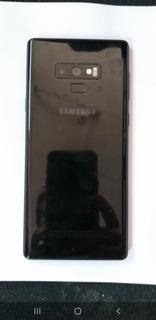 Celular Samsung Note 9 Impecable Con Caja Completa