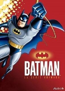 Batman Animated Series - Serie Animada Completa Dvd Original