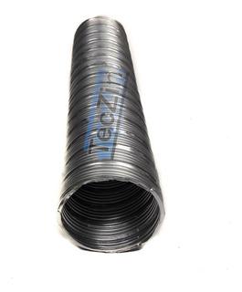 Zingueria Caño Flexible Aluminio Corrugado Ventilacion 5puLG