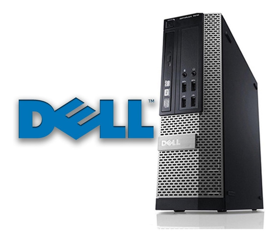 Computador Dell Optiplex 330 4gb Hd-500 Dual Core + Wi-fi