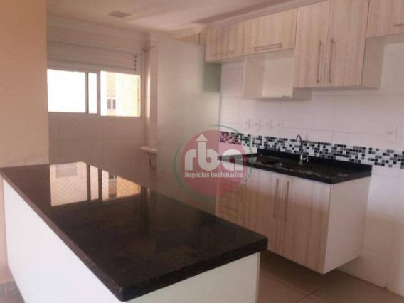 Apartamento Residencial Para Locação, Alpha Club, Votorantim. - Ap0571