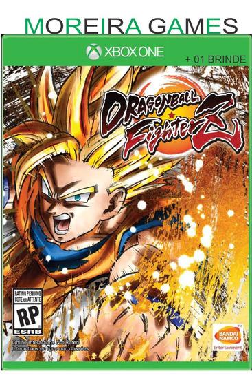 Dragon Ball Fighterz Xbox One Digital + Brinde