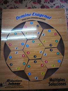 Domino Exagonal