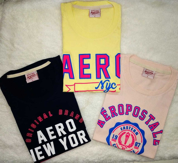 10 Remeras Mujer