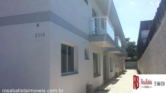 Apartamento Com 02 Dormitório(s) Localizado(a) No Bairro Niterói Em Canoas / Canoas - A190