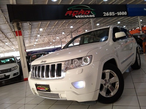 Jeep Grand Cherokee 3.6 Limited Top Teto 2012