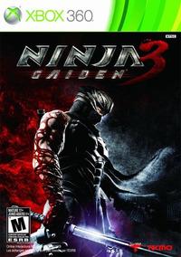 Ninja Gaiden 3 - Xbox 360 Mídia Física