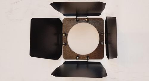 Bandoor Para Spot Par 20 Canhão Refletor Preto My3023/pr