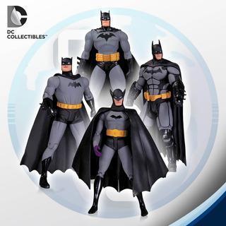 Batman 75 Aniversario Pack 4 Figuras Dc- Tierra Prima