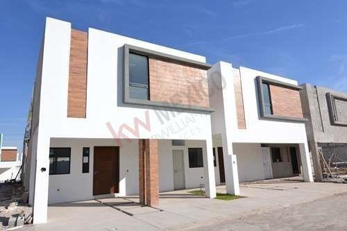 Casa En Venta San Marino Colonia Las Quintas Torreón Coahuila