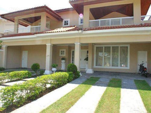 Casa  Residencial À Venda, Acapulco, Guarujá. - Ca0263