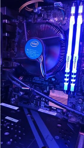 Kit I5 7400 + Placa Mãe H110m