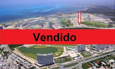Terreno En Venta - Puerto Cancun