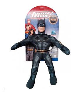 Batman Muñeco Soft Cabeza De Goma 45cm Dc Comics