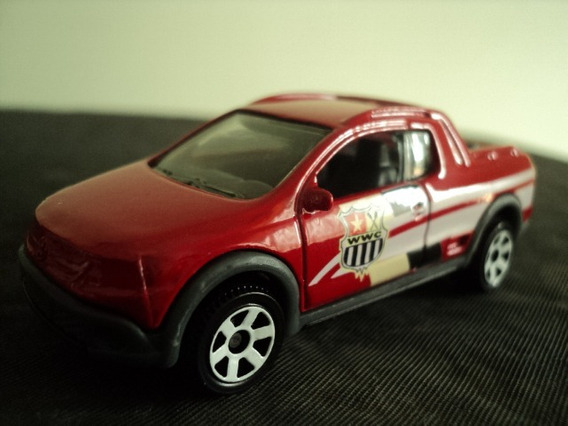 Matchbox 2012 Volkswagen Saveiro Cross 1/64 - Metal Loose