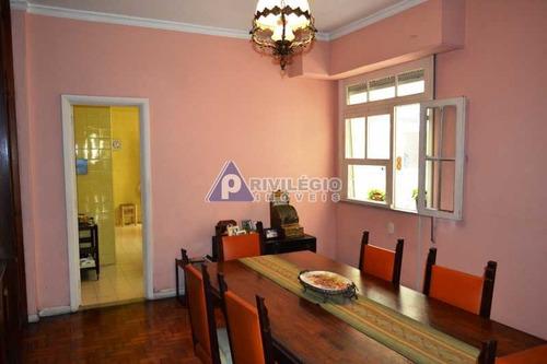 Imagem 1 de 28 de Apartamento À Venda, 3 Quartos, 1 Suíte, Copacabana - Rio De Janeiro/rj - 6443