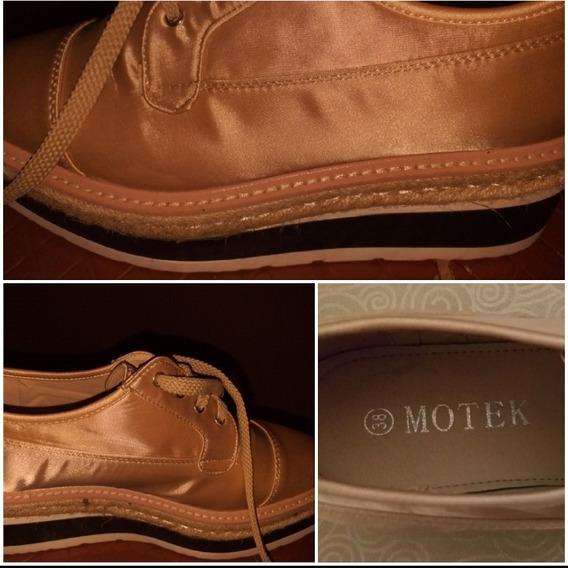 Zapatos Motek Para Dama
