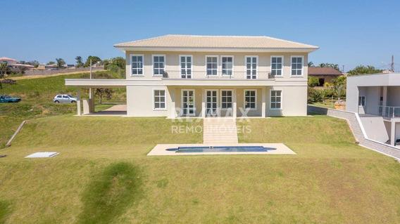 Casa Residencial À Venda, Condomínio Jardim Primavera, Louveira - Ca4069. - Ca4069