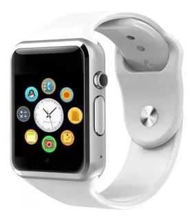 Relogio Bluetooth Wifi Smartwatch A1 Camera Celular Chip