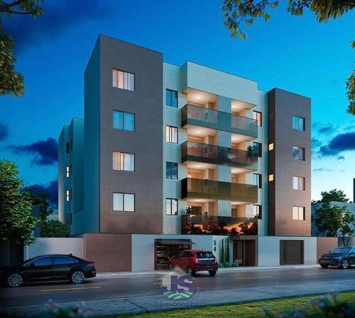 Apartamento No Bairro Cidade Nobre. - 782-1