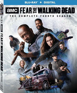 Fear The Walking Ded Temporadas 1, 2, 3 & 4
