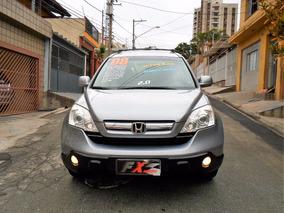 Honda Cr-v 2.0 Exl C/ Teto Solar