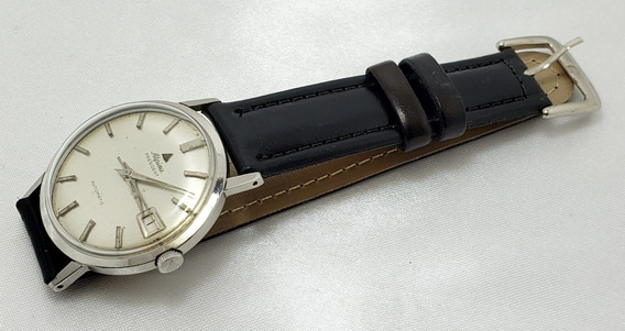 Relógio Masculino Alpina President Automático Swiss Made