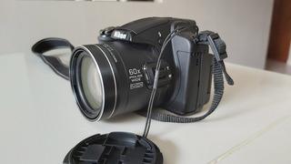 Cámara Nikon Coolpix P600 - Usada