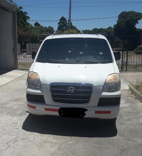 Hyundai H1 Rural, 3 Puertas,2.6
