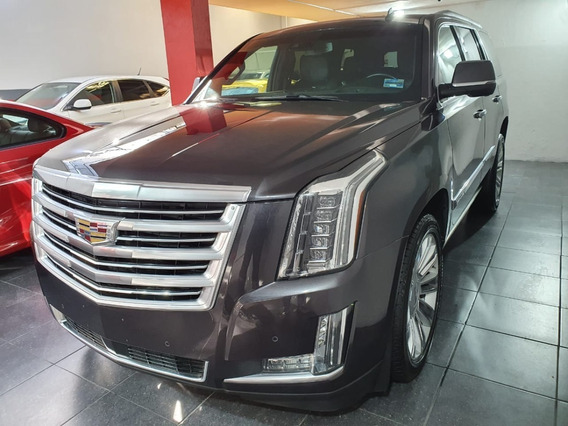 Excelente Cadillac Escalade Platinum 4x4 2015 Único Dueño