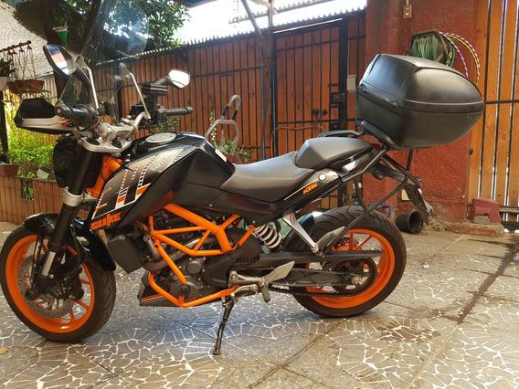 Moto Ktm Duke 390