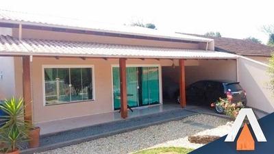 Acrc Imóveis - Casa Com 03 Dormitórios Sendo 01 Suíte E 02 Vagas De Garagem - Ca00882 - 33626977