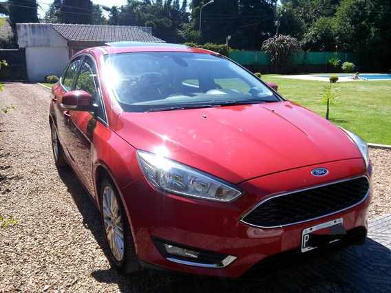 Ford Focus Iii 2.0 Sedan Se Plus Mt 2015