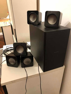 Parlantes Y Subwoofer Home Teathre Philips
