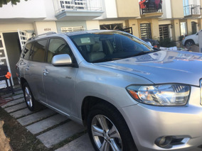 Toyota Highlander Base Premium Sport Aa Qc Piel At 2008