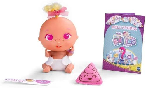 Imagen 1 de 10 de Bellies Mini Bebe C/ruidito Y Acc Int B14789 Original Famosa